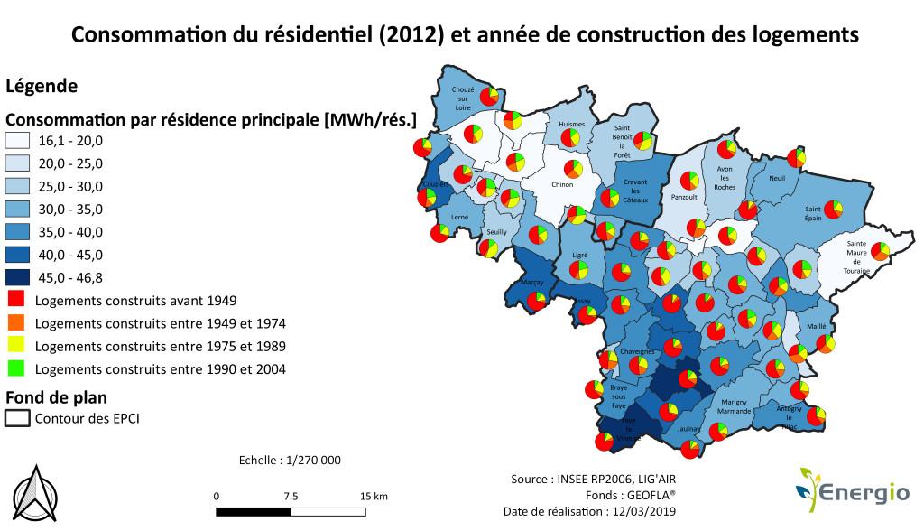 Carte de consommation énergétique par habitant